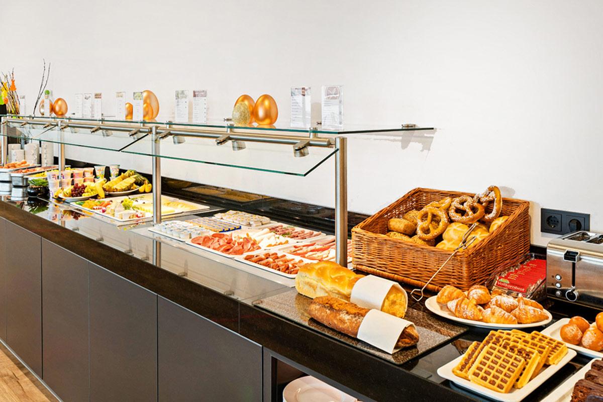 Zimmer Frühstück